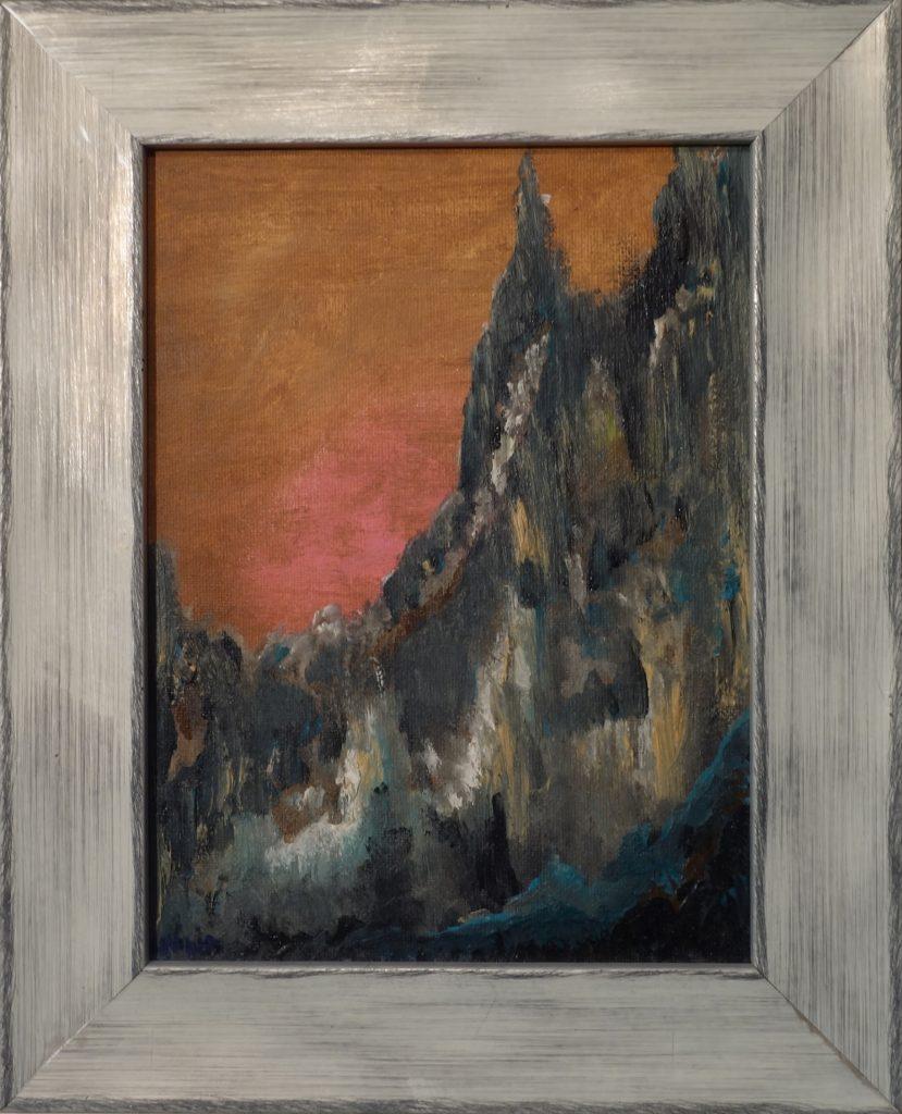 Cliffs at Dawn